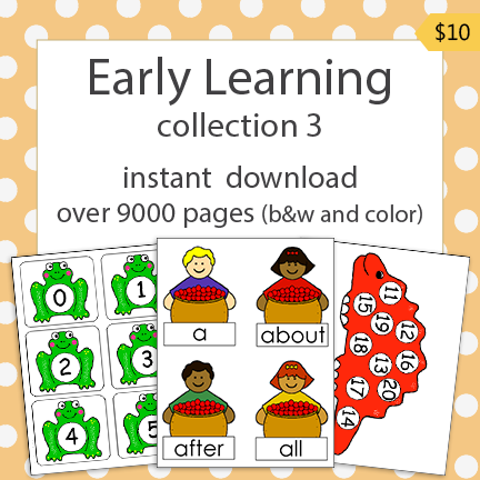 early learning collection 3 download for preschool and kindergarten