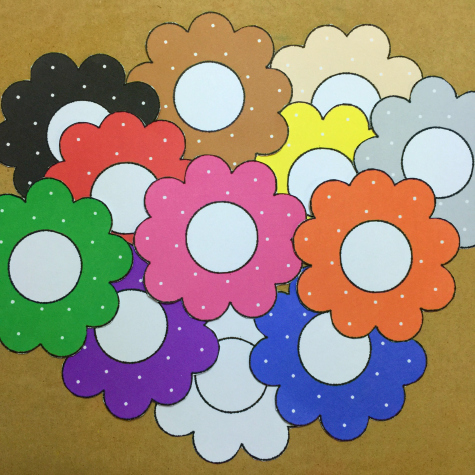 Circle Time Flower Colors Preschool and Kindergarten