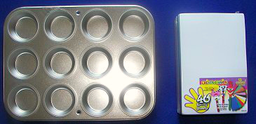 Muffin Tin Sorting Trays