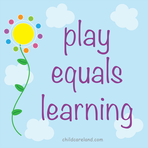 children learn best through play