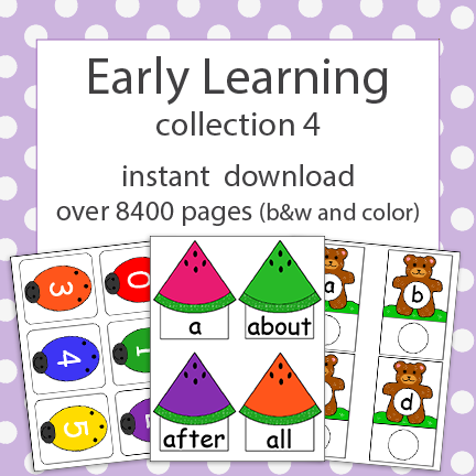 early learning collection 4 download for preschool and kindergarten