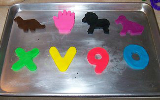 playdough cookie cutters for preschool and kindergarten