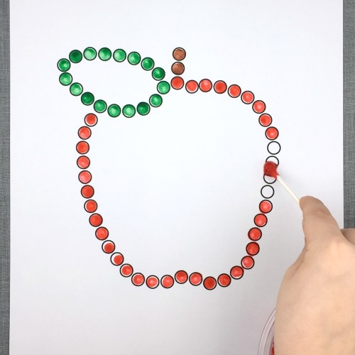 fine motor tiny dots download for preschool and kindergarte
