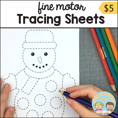 fine motor cover-ups for preschool and kindergarten